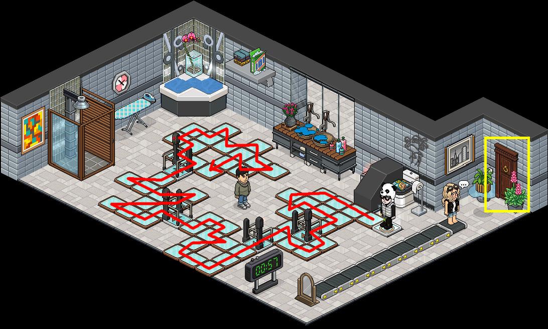 [Pride] T - Salle de bain