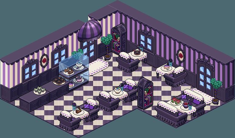 AppartCafé des Délices Gothiques