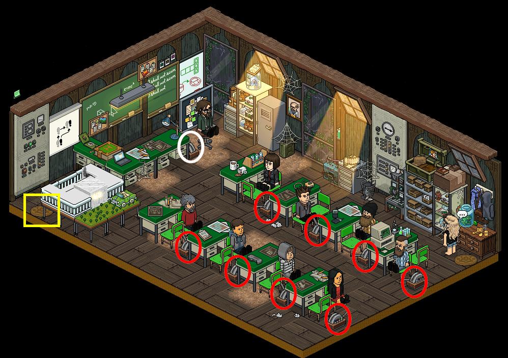[CDP] - Salle de classe