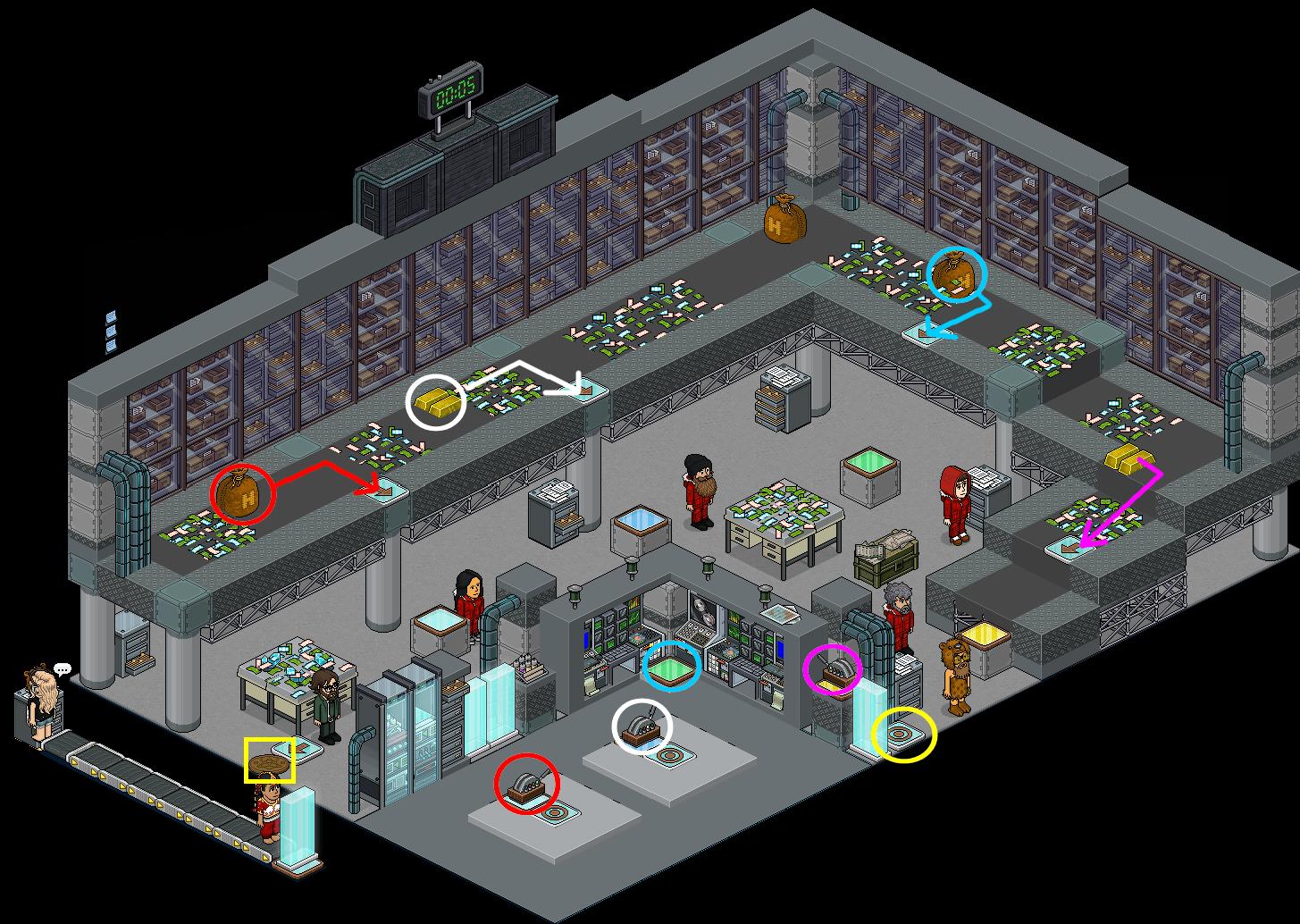 [CDP] - Fabrique de la Monnaie - Imprimerie