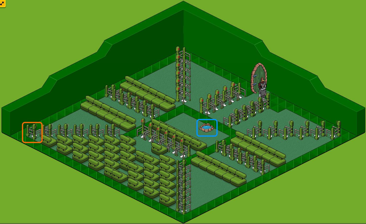 [Pride] Labyrinthe - Vert