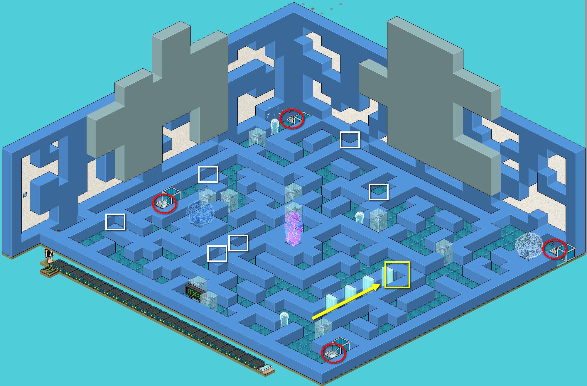Puzzle Glacé