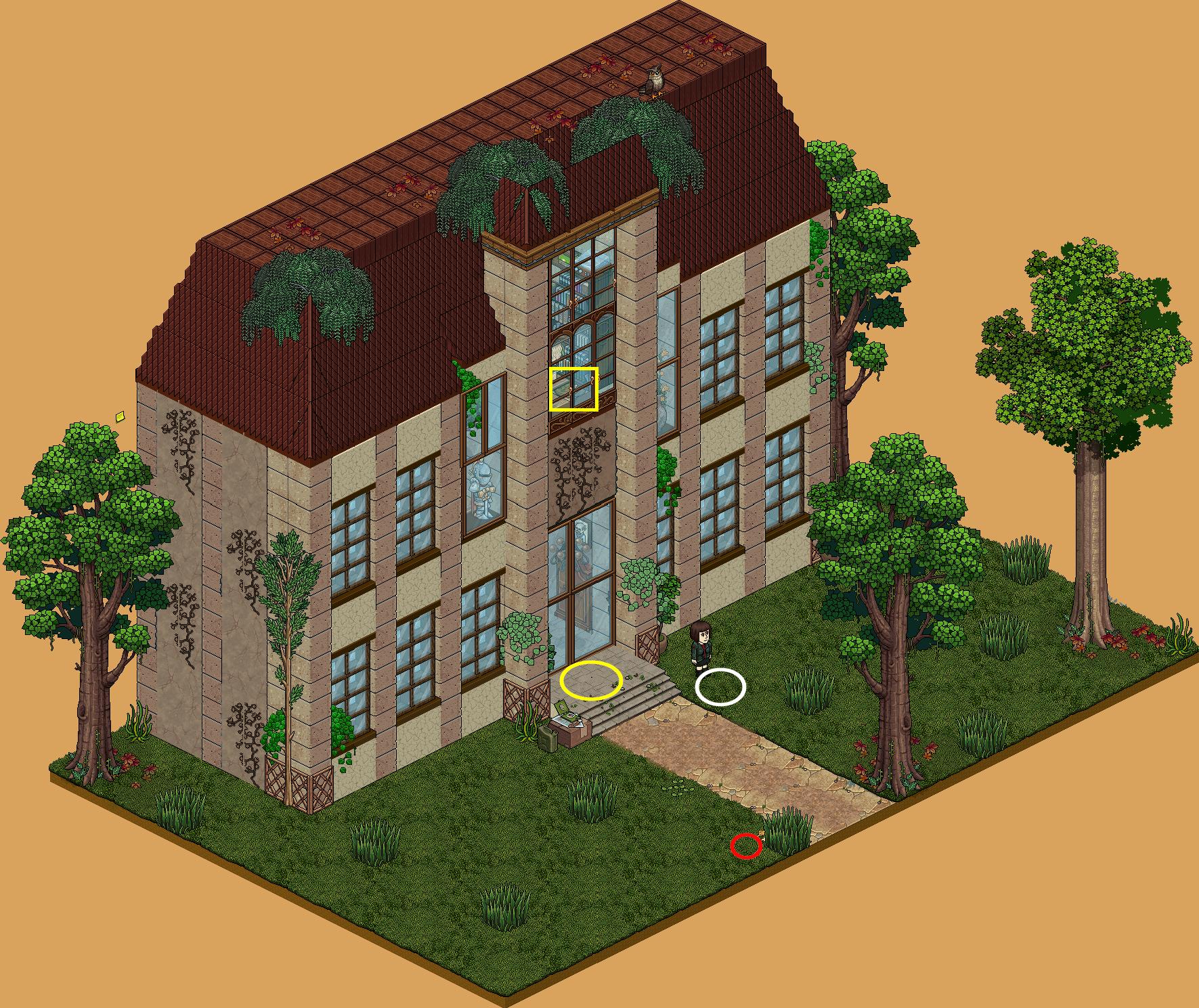 [CDP] - Maison de Tolède