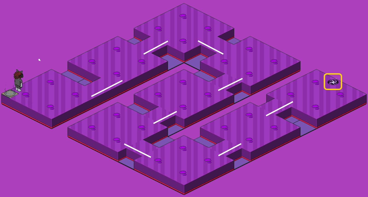 [Pride] Labyrinthe - Violet
