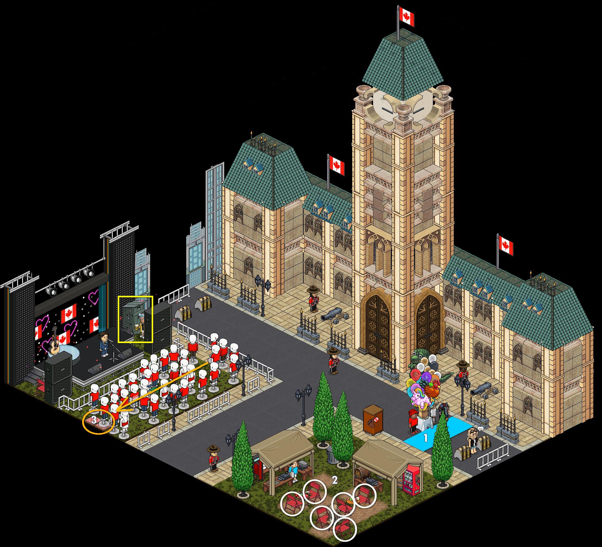 [HNC] Fête du Canada