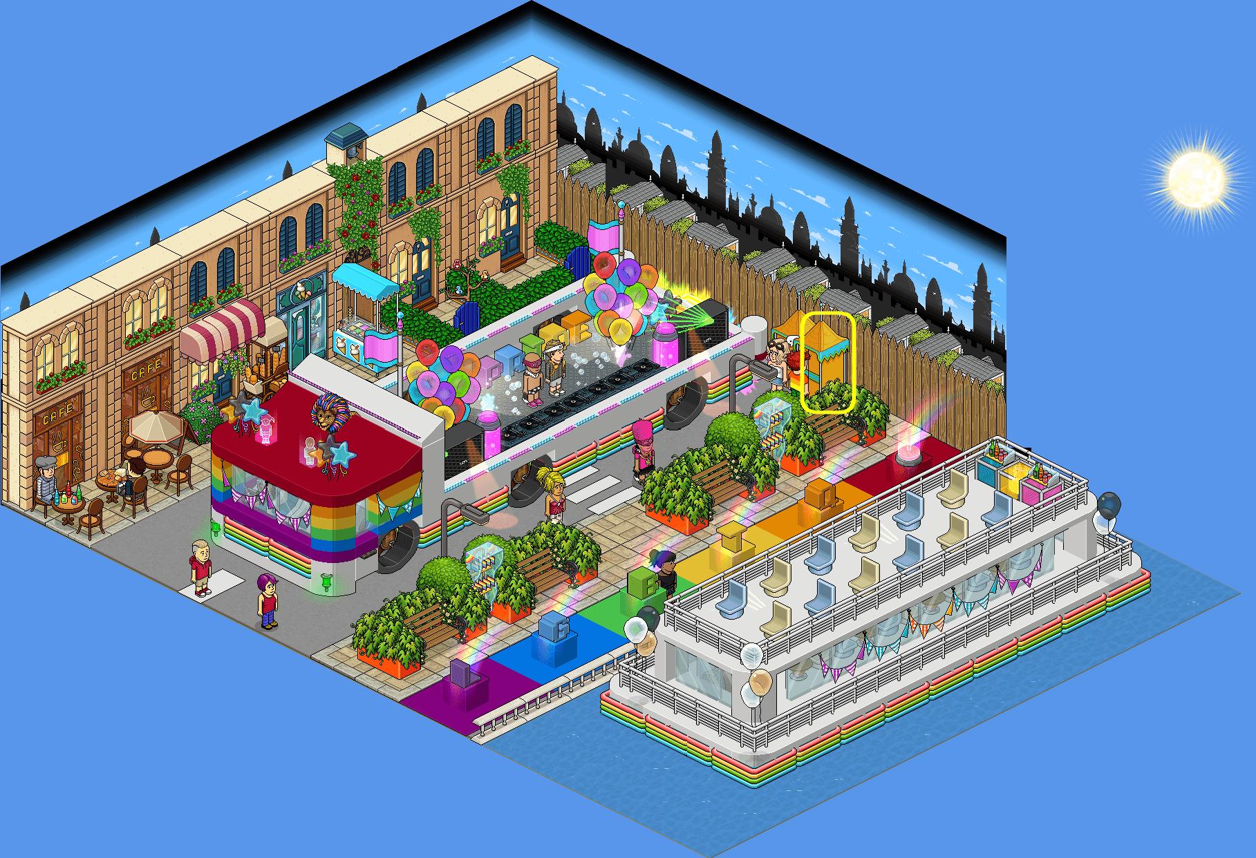 2 - Concours pride