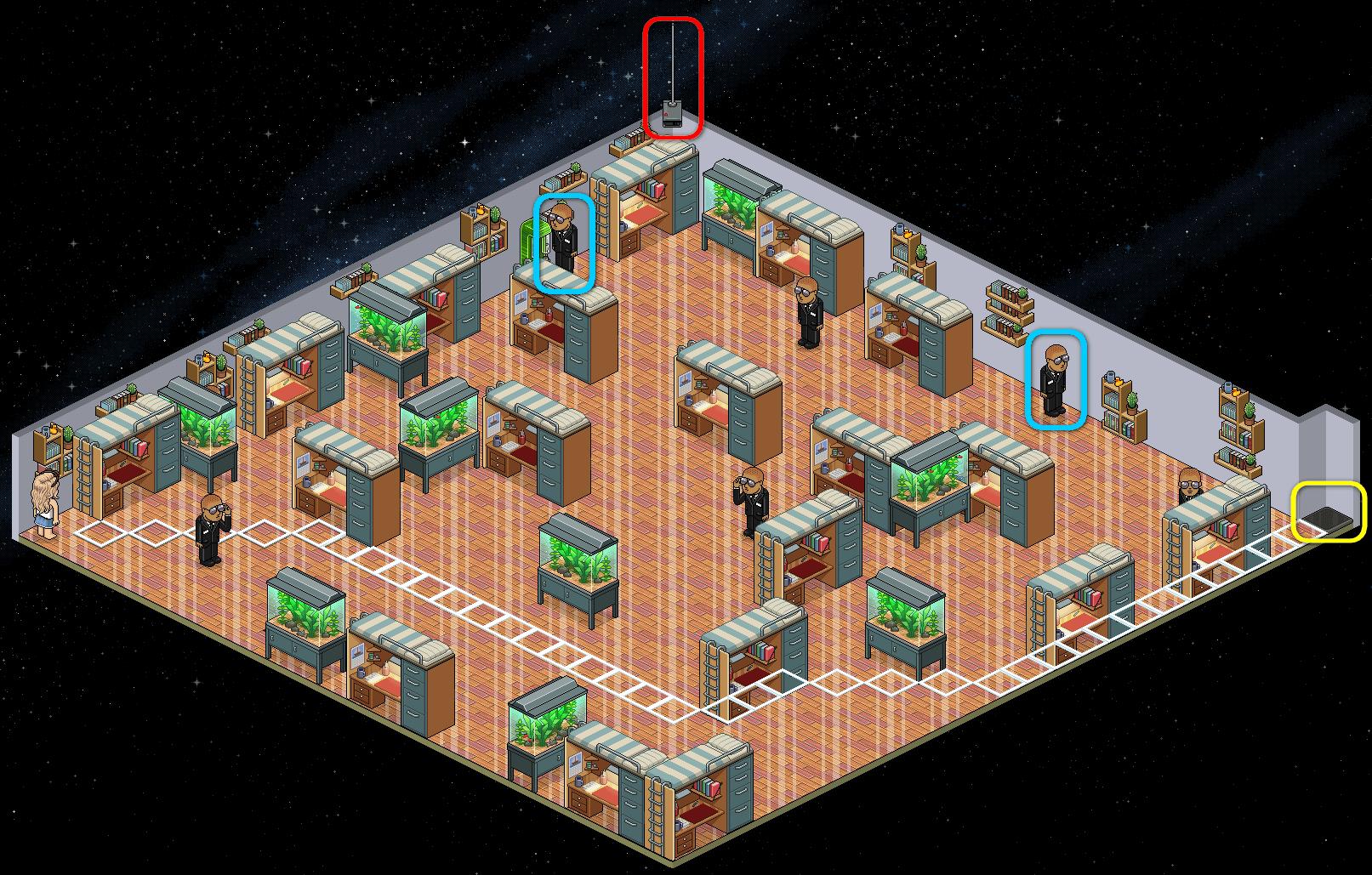 [HU] Sors du dortoir