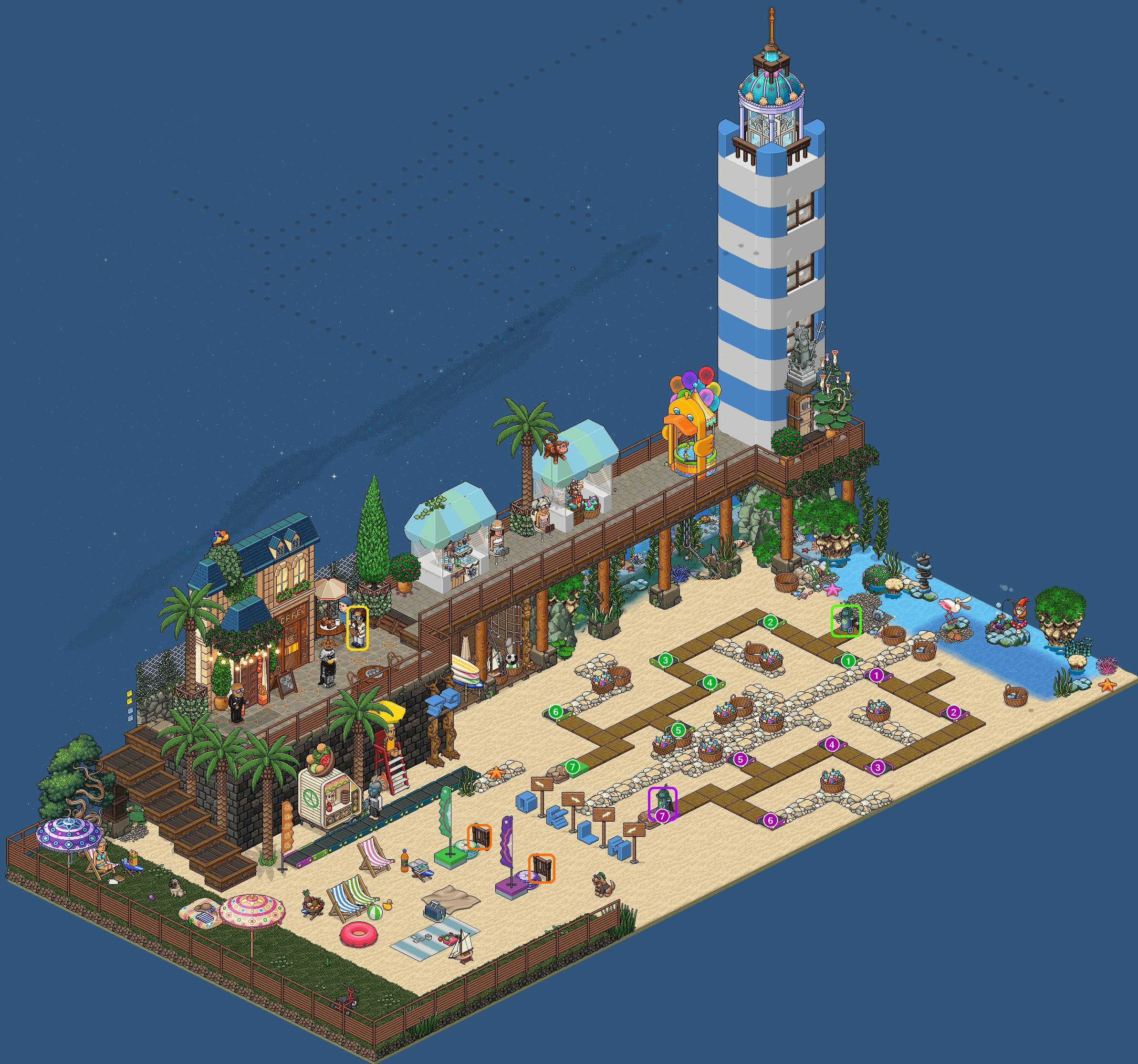 [RLP] - A la plage ou en vacances, le tri continue !