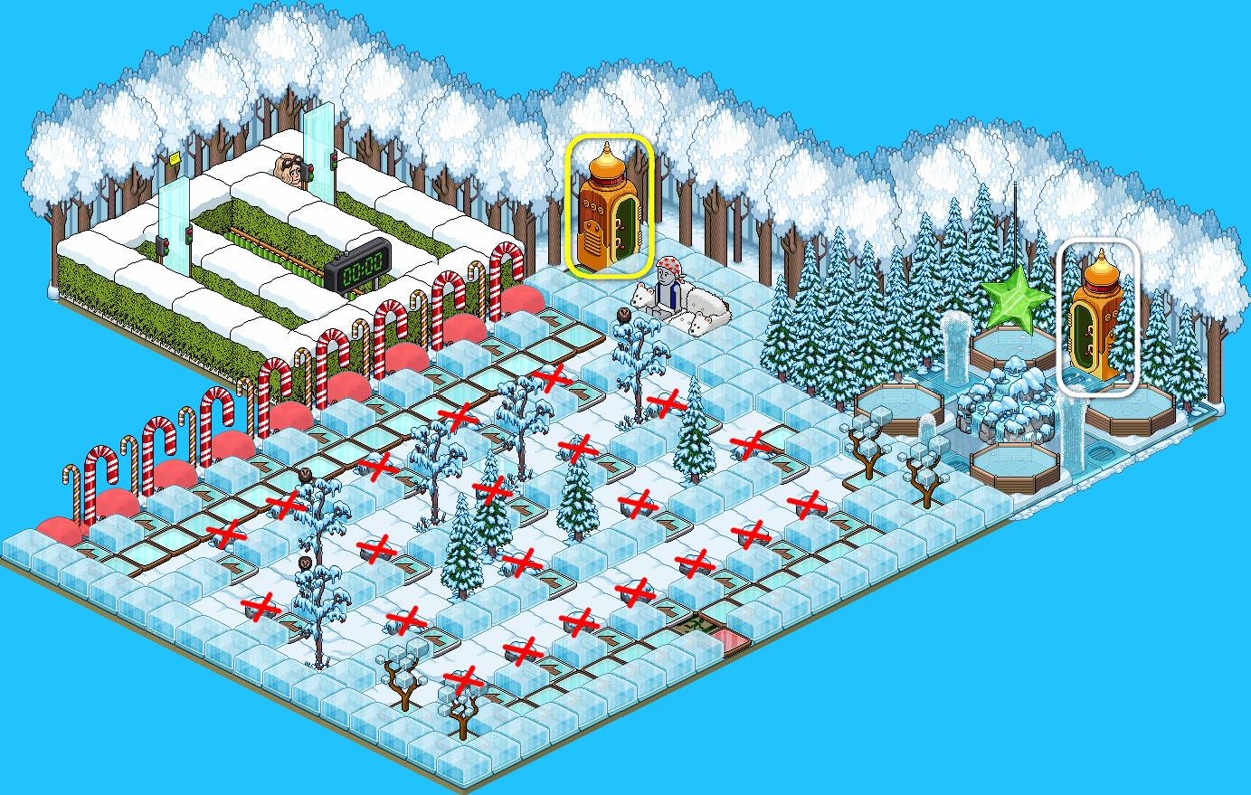 [SmH] L'île glacée des Yoshis (1)