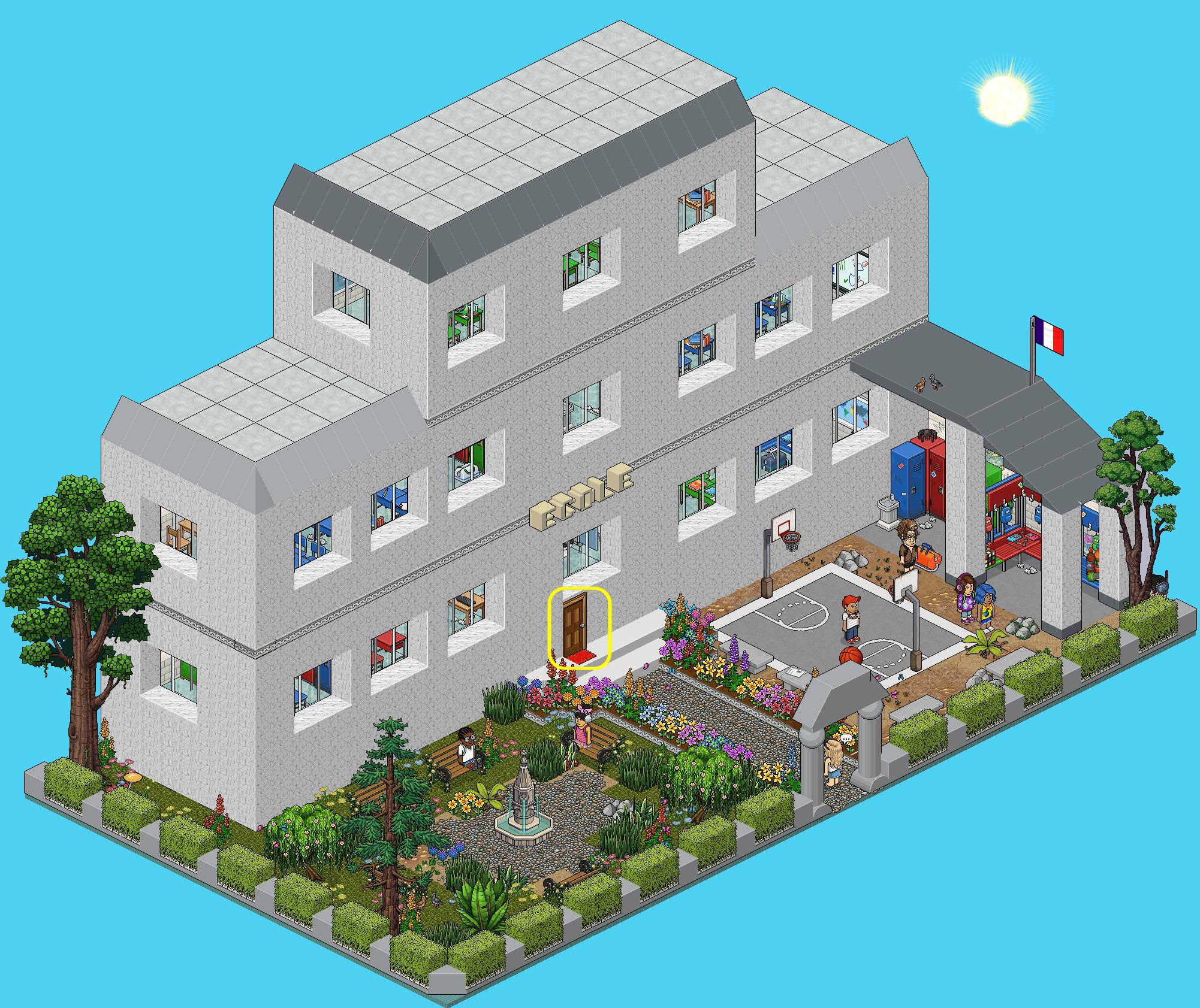 [BAW 11.5] - École