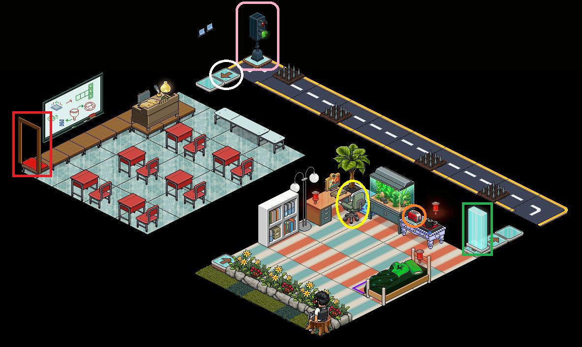 [JDM] Retour en classe !