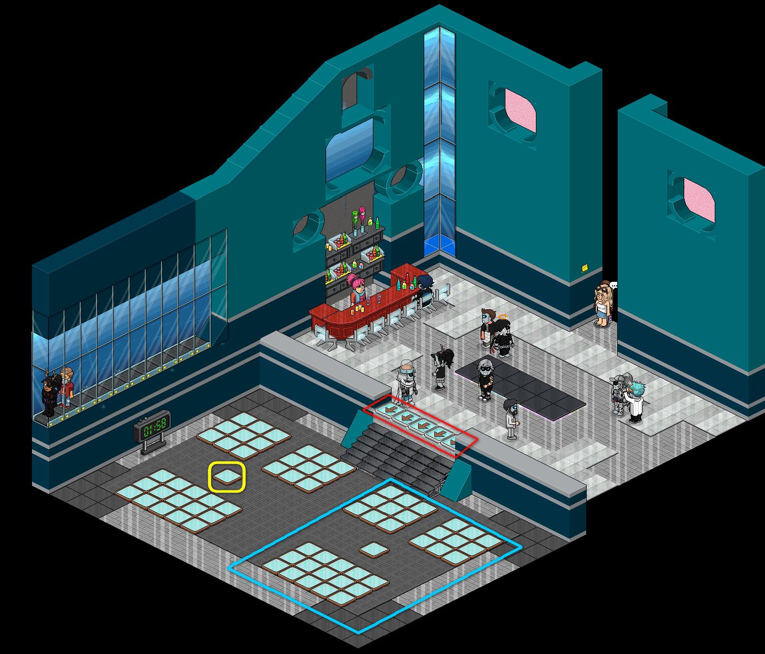 [JEU] CLUB ROBOTISÉ