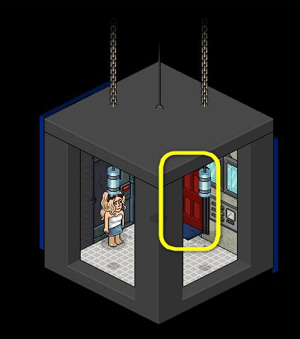 [HS] V.6 - QG HabbStars - Ascenseur
