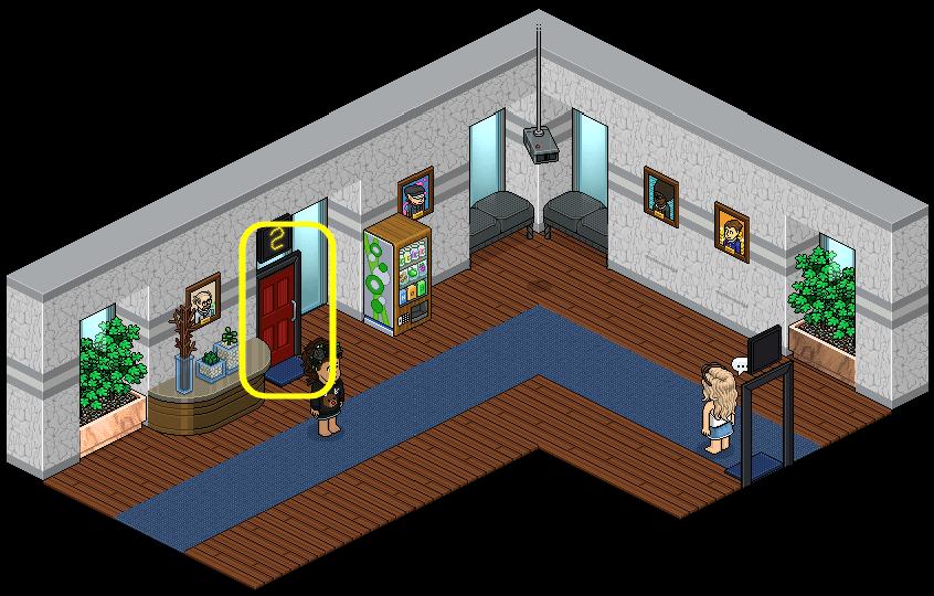 [HS] V.6 - QG HabbStars - Couloir
