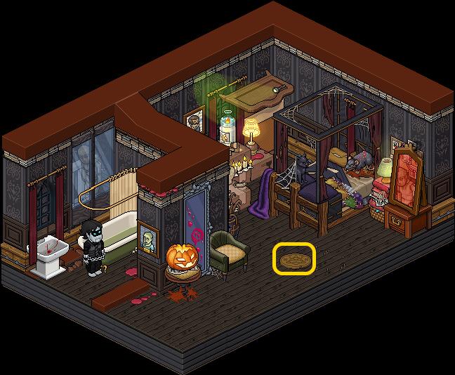 [HIH] Maison Impossible I - Chambre