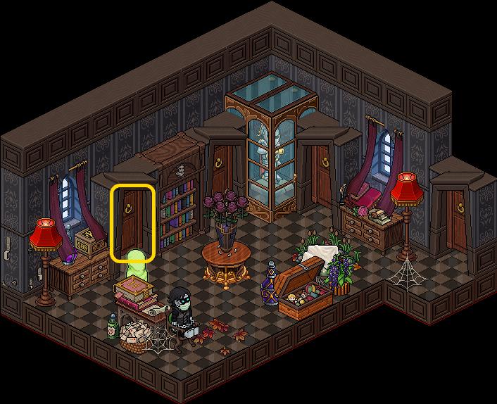 [HIH] Maison Impossible - Labyrinthe I