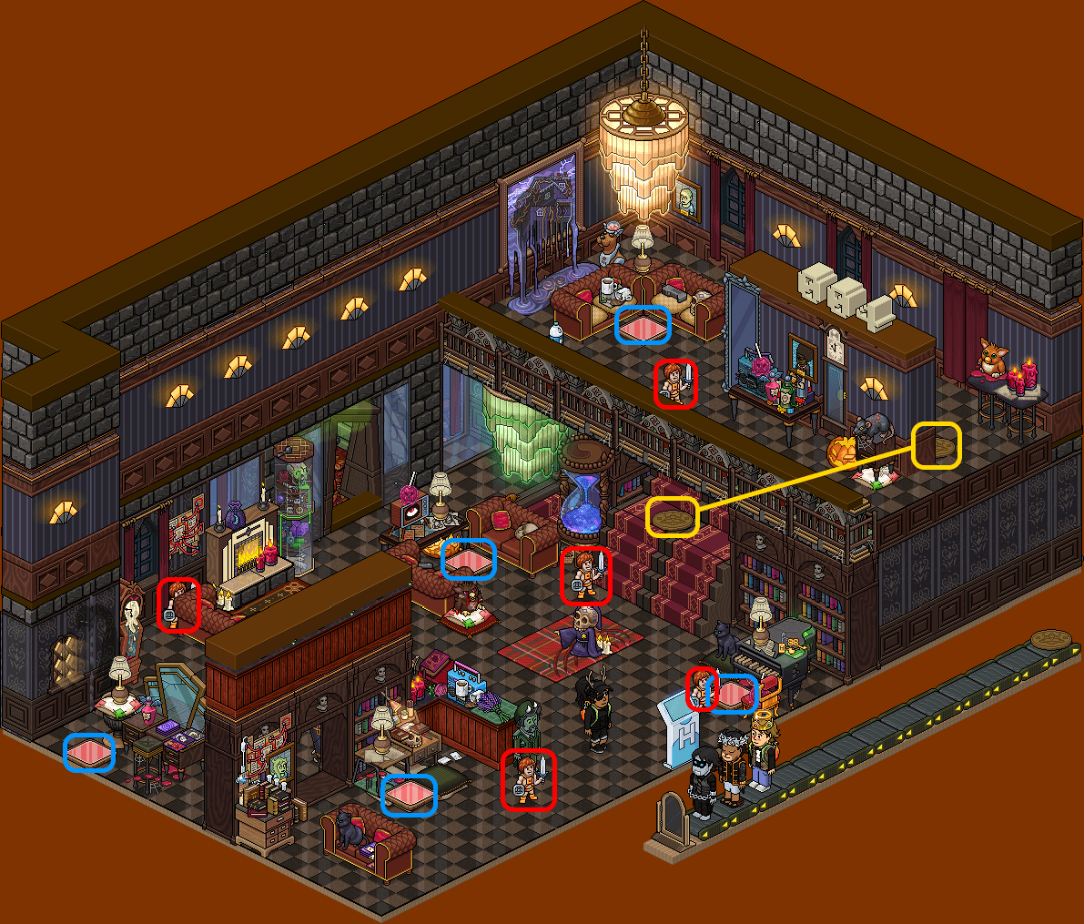 [HIH] Impossible House VI - Living Room