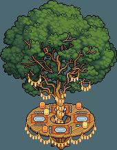 Table Chêne Ancien