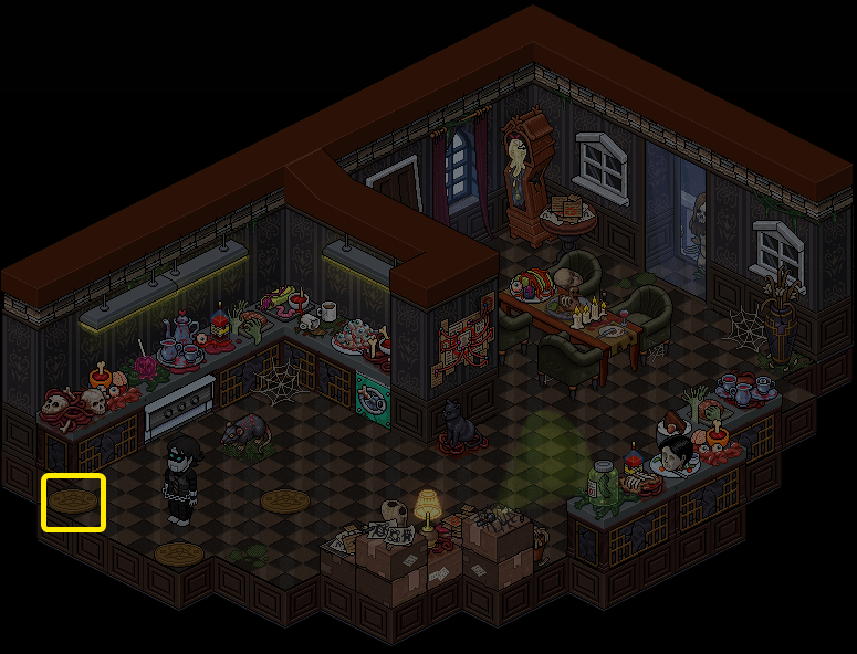 [HIH] Impossible House III - Kitchen