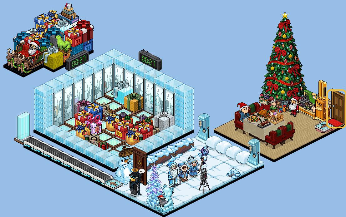 [JDM] Pluie de Cadeaux