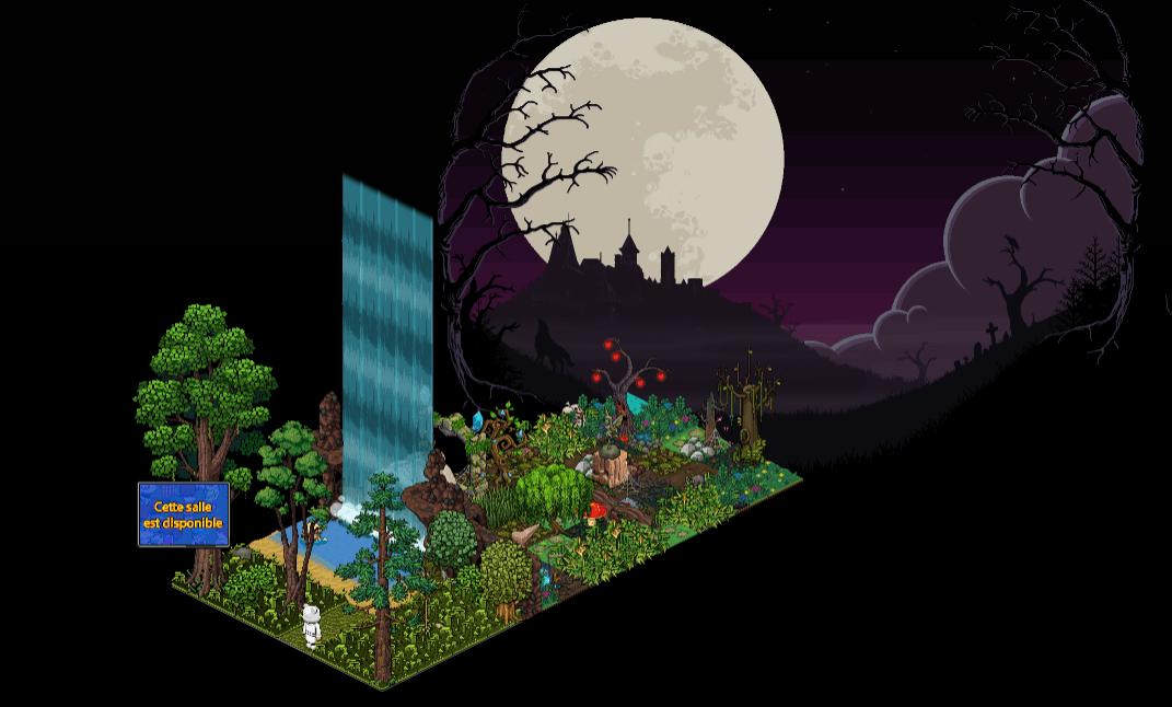 Appart Forêt Enchantée
