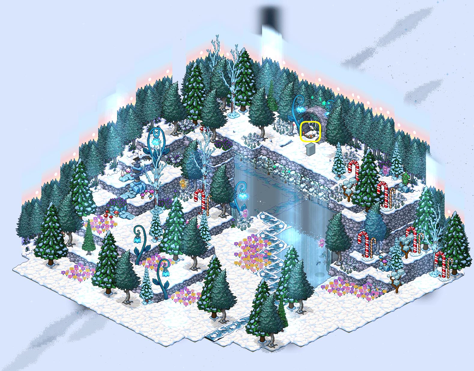 [EFC] Le labyrinthe de Fleur des bois X
