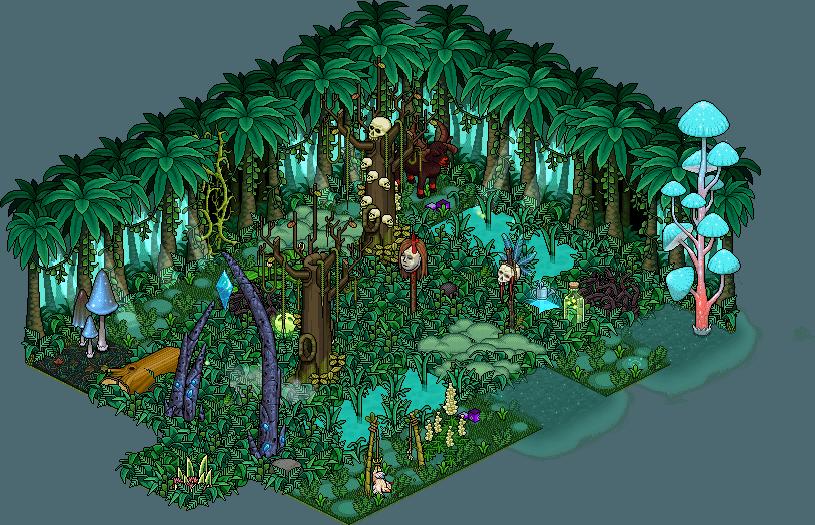 Appart Jungle Périlleuse