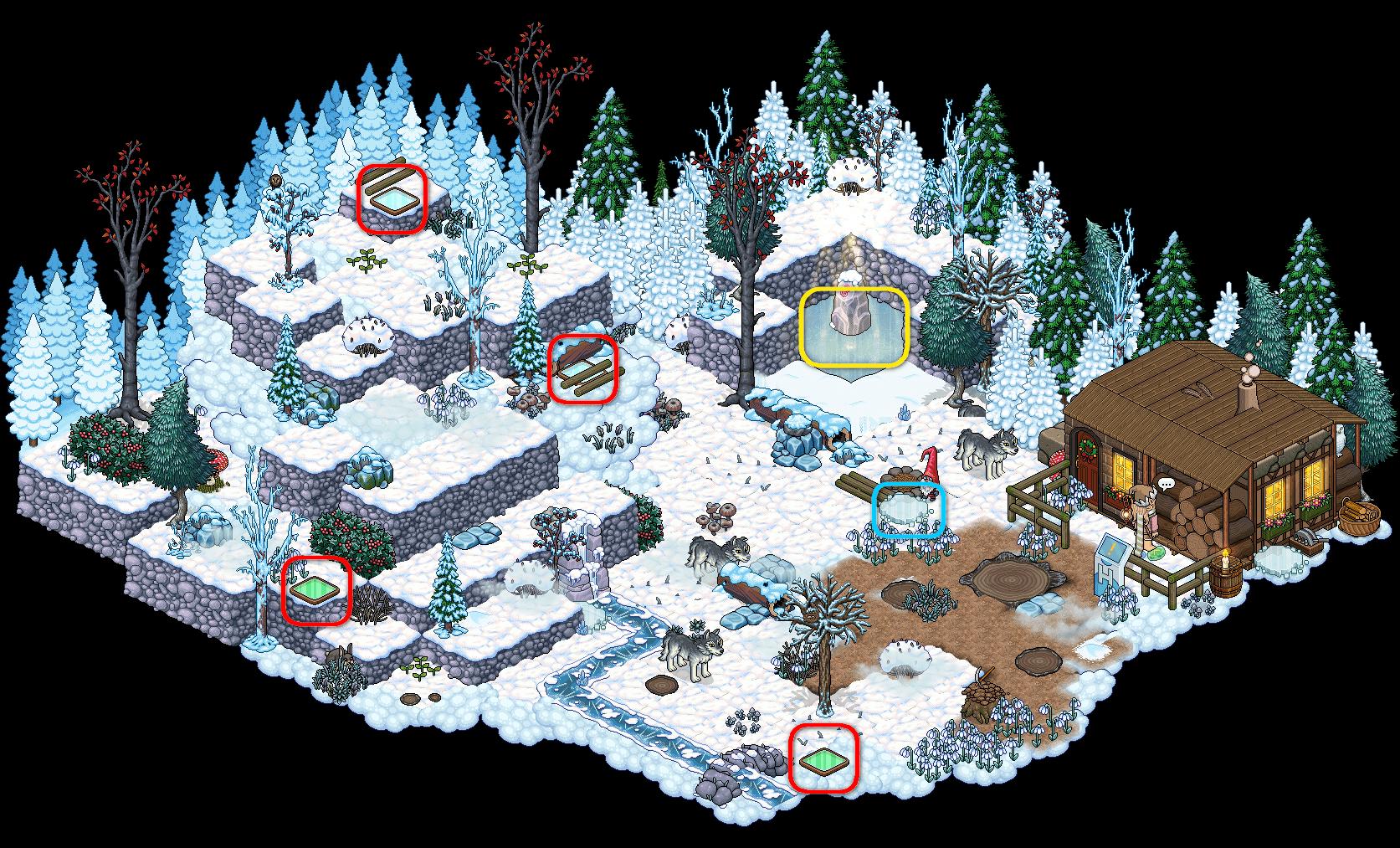[EFC] Gnome de feu - Attention aux loups !