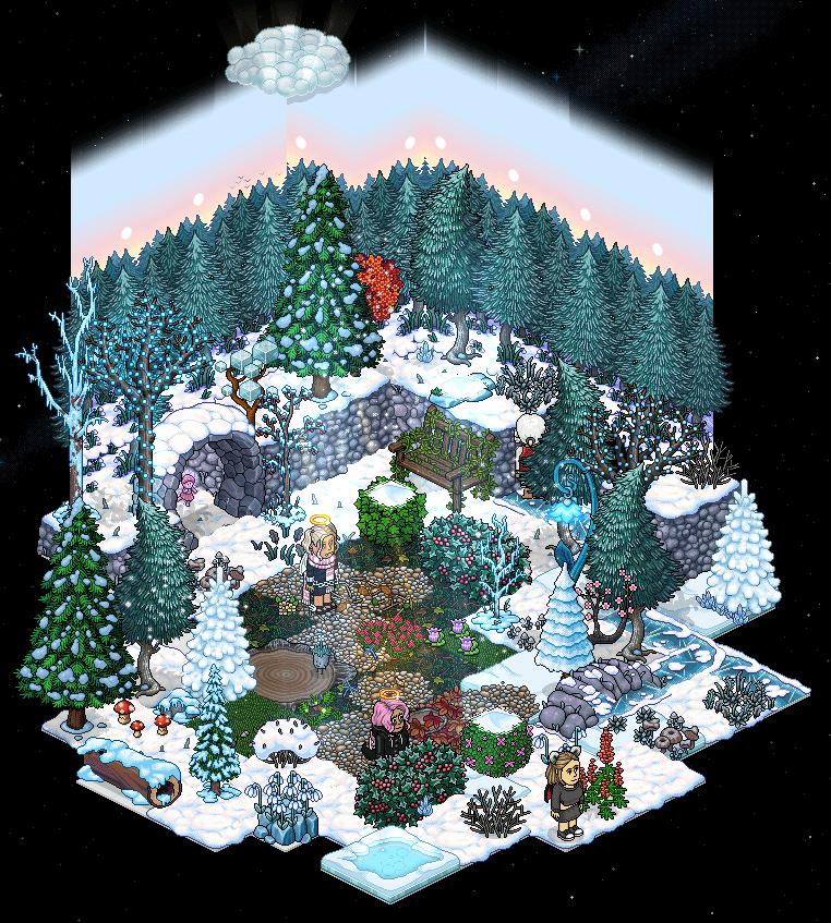 Appart Forêt Magique