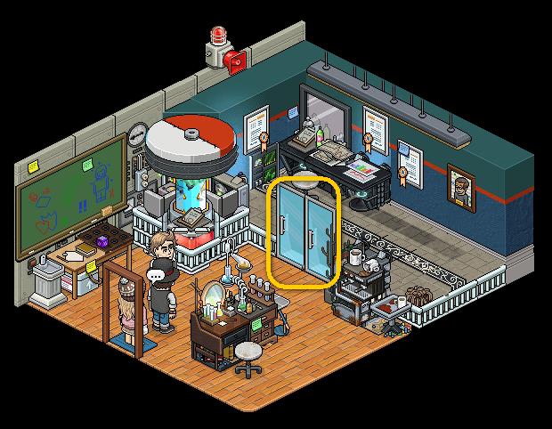 01 [Pokémon] Laboratoire du Professeur Chen