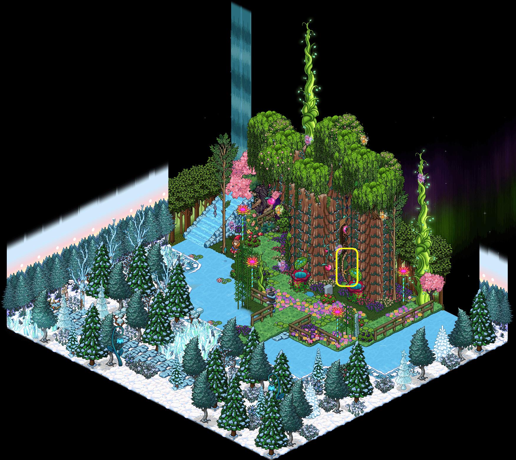 [EFC] Le labyrinthe de Fleur des bois XII