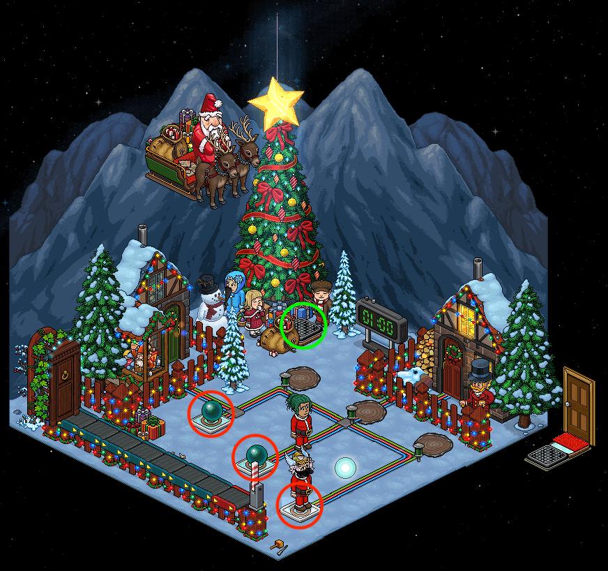 Appart La Revanche des Santas !