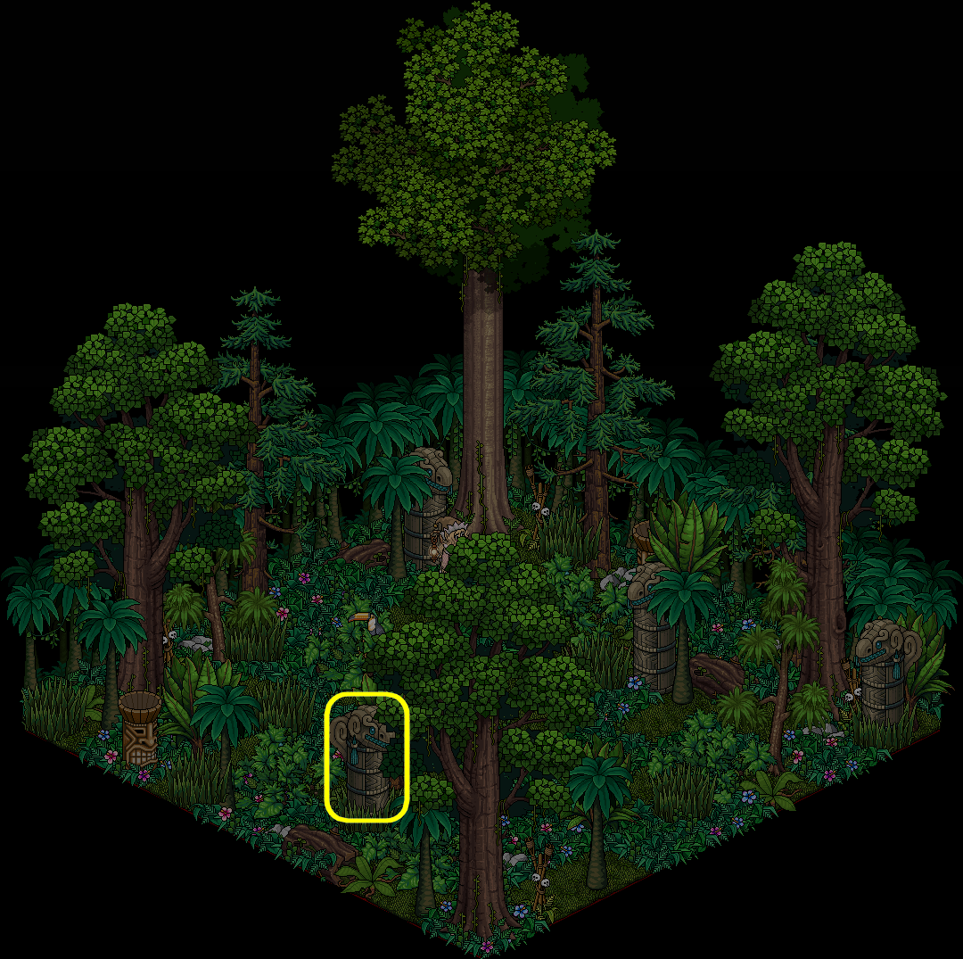 2.2 - Forêt profonde de Tiki Tuha 2