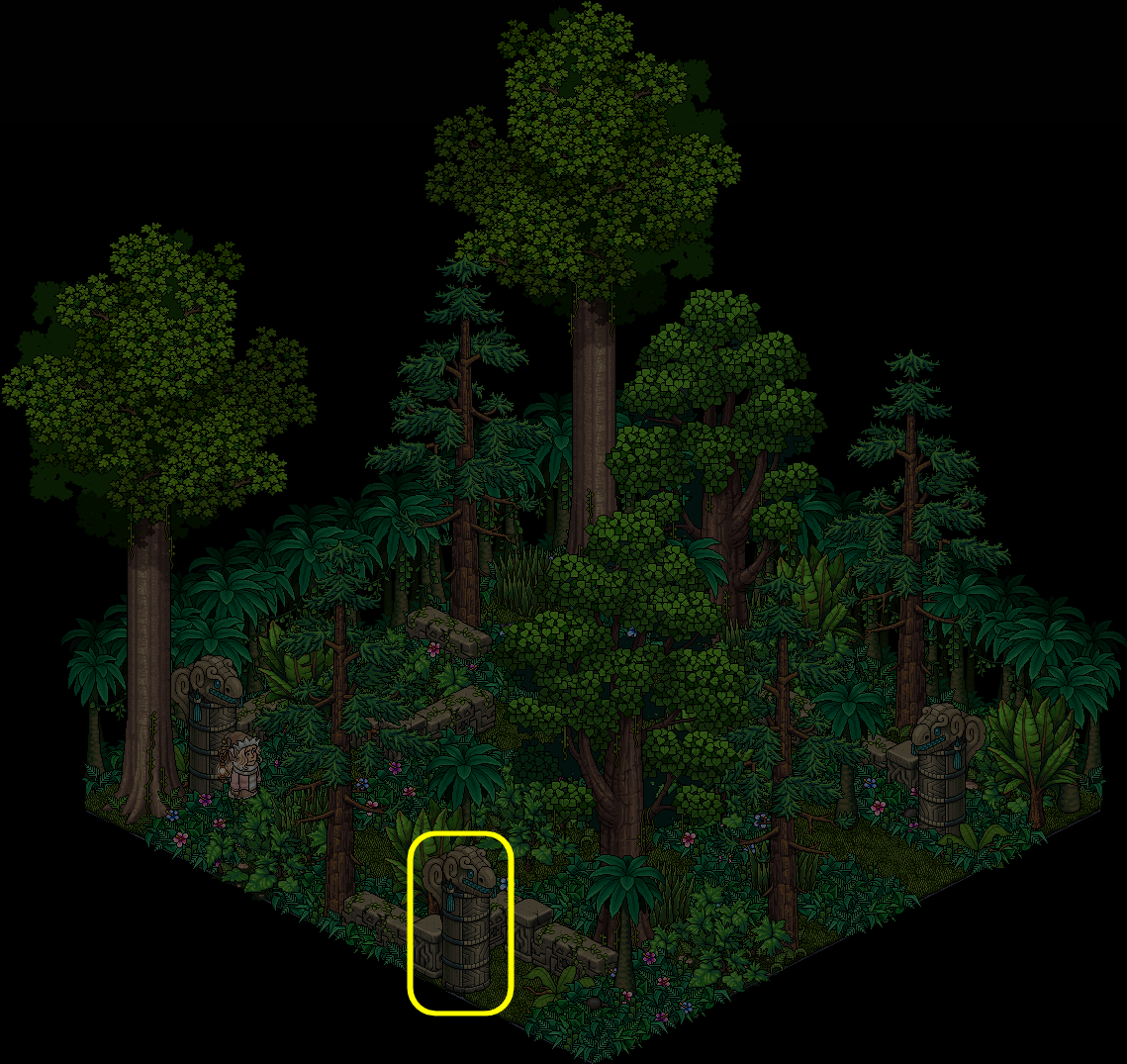 2.2 - Forêt profonde de Tiki Tuha 1