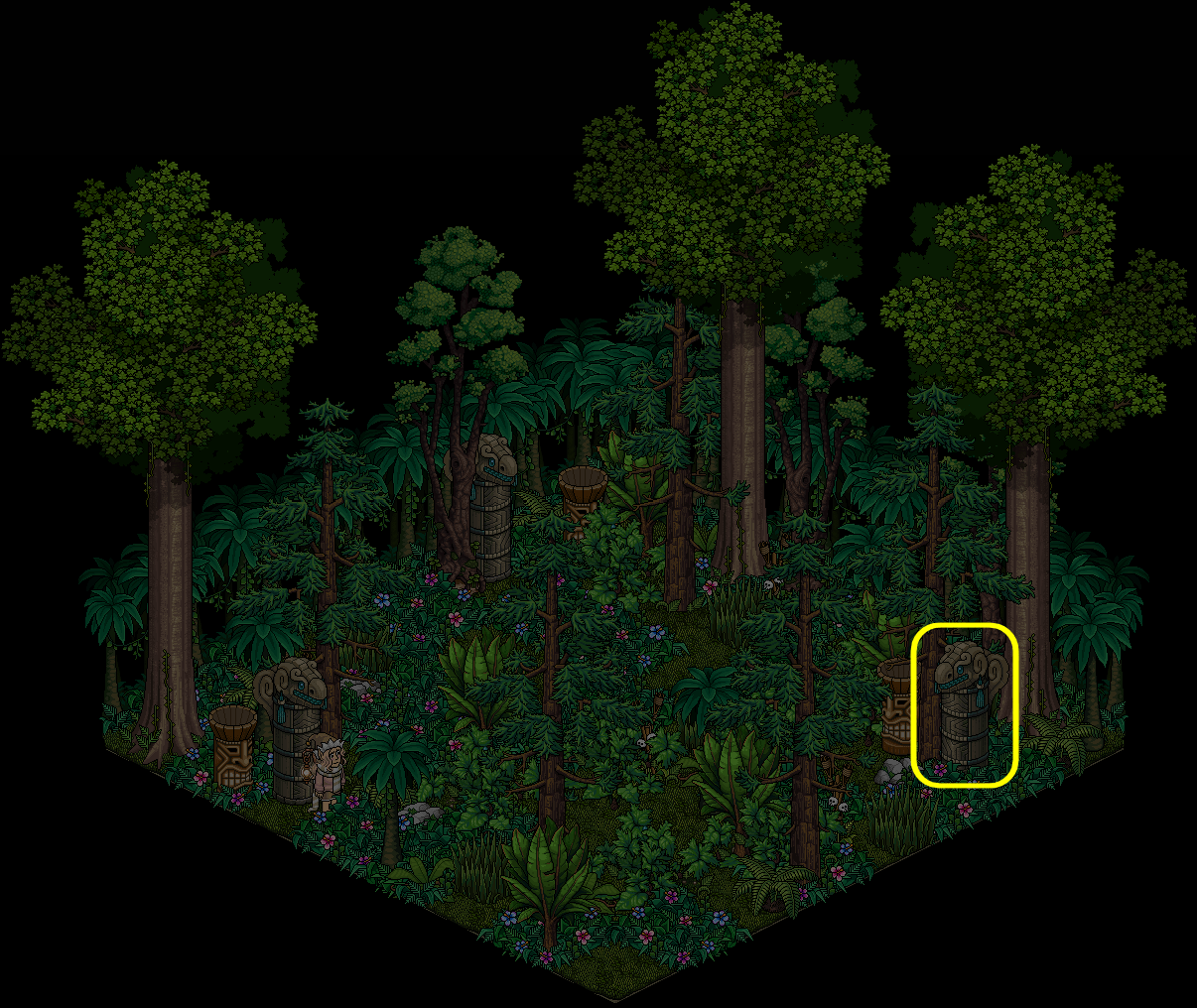 2.2 - Forêt profonde de Tiki Tuha 5