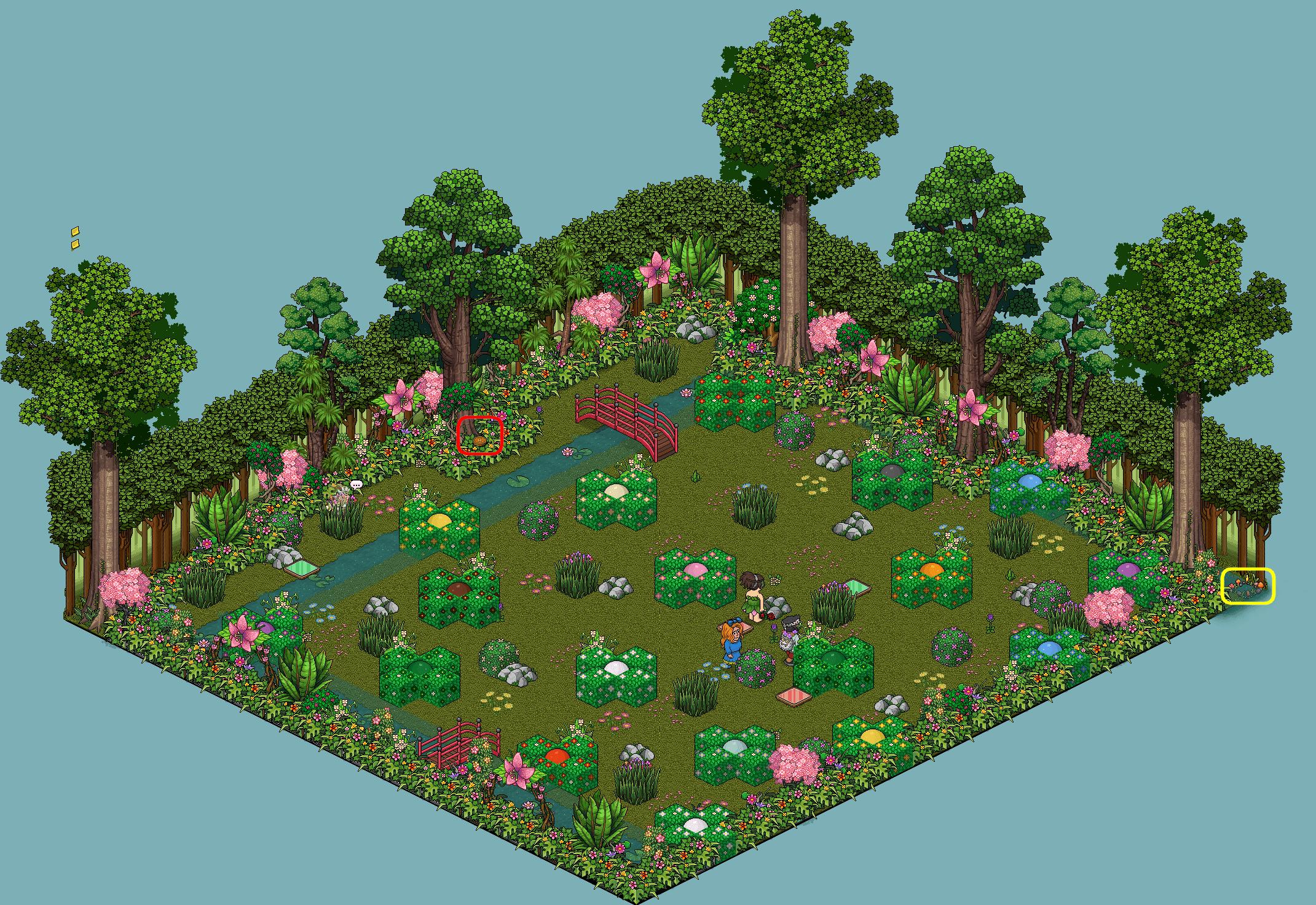 1.3 - Le Bosquet de la forêt