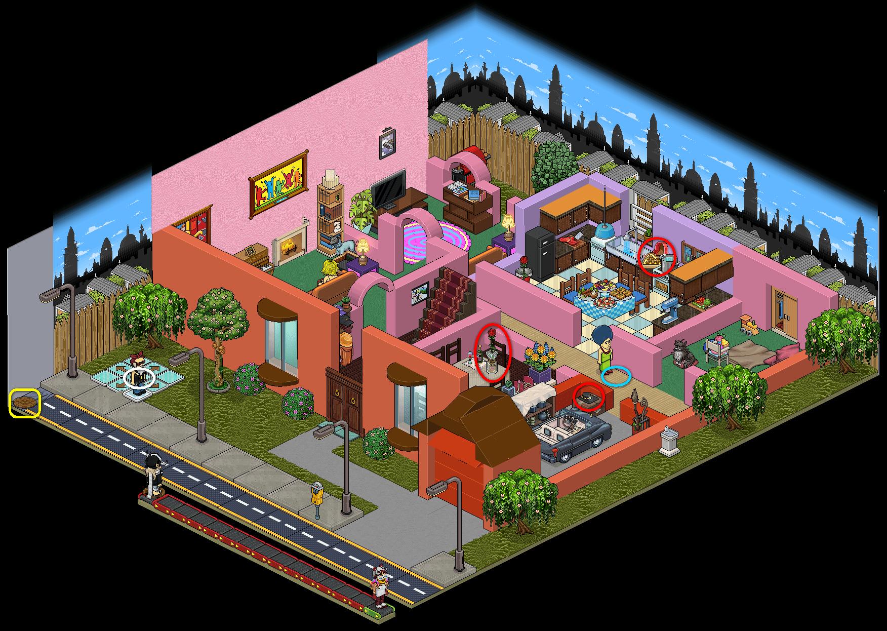[HPLM] Les Simpsons