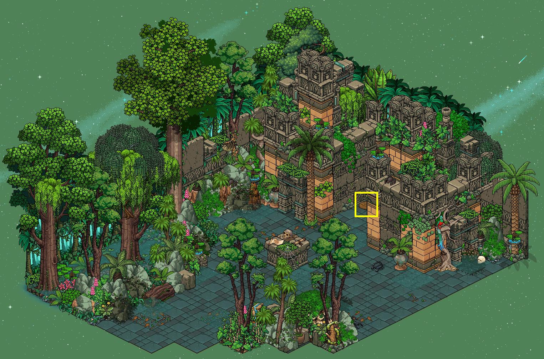 Toulou-Maya - Entrée