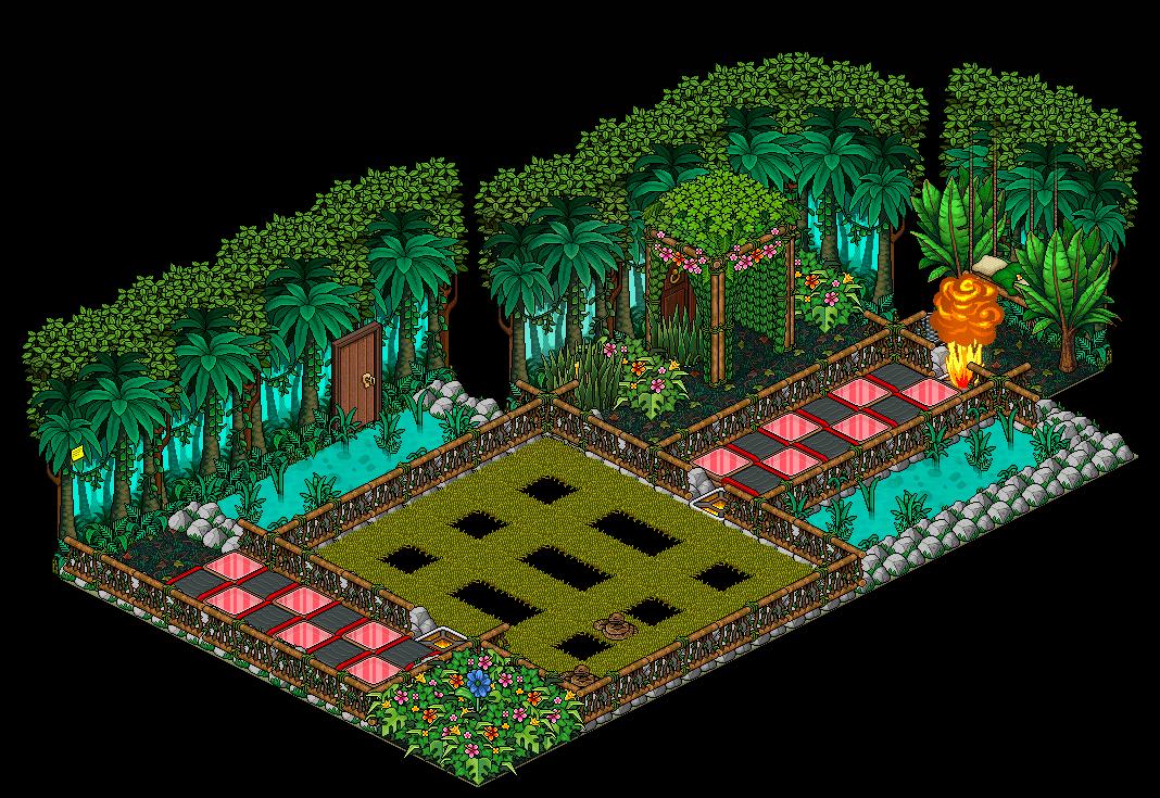 [S&S Games] - [37] Randonnée en pleine jungle