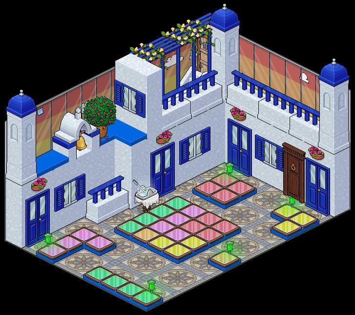 [S&S Games] - [51] Un Tetris à Santorin