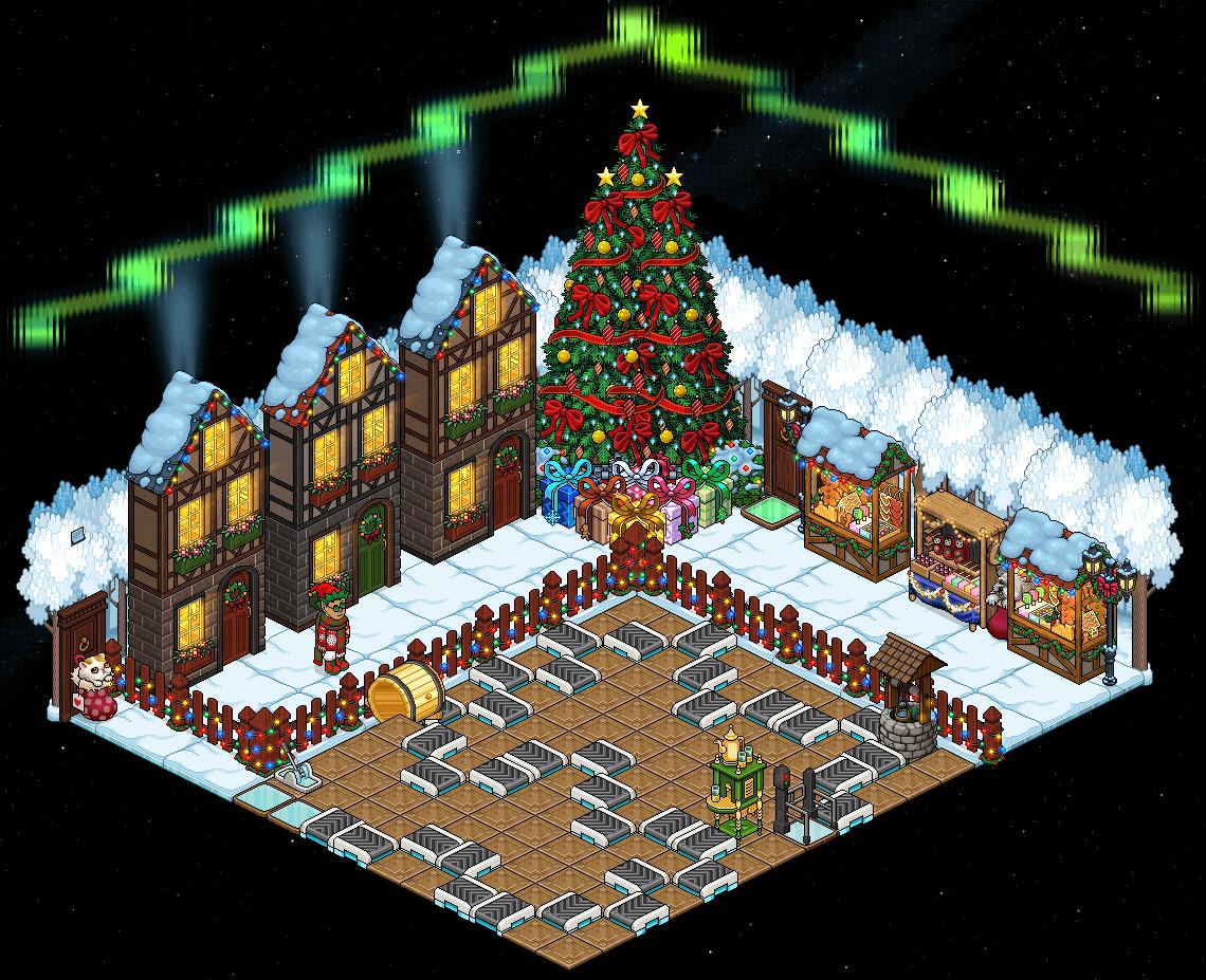 [S&S Games] - [74] Un Noël au village