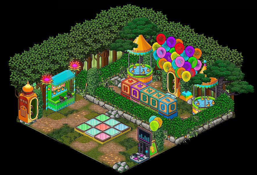 [S&S Games]- [17] Parc Palooza