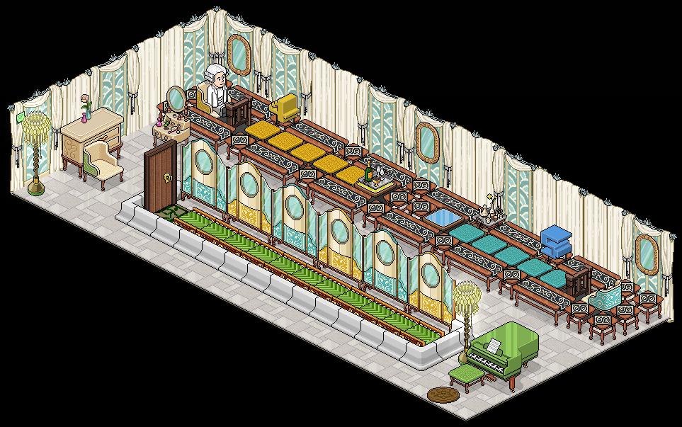[S&S Games] - [63] Le salon de Louis XIV