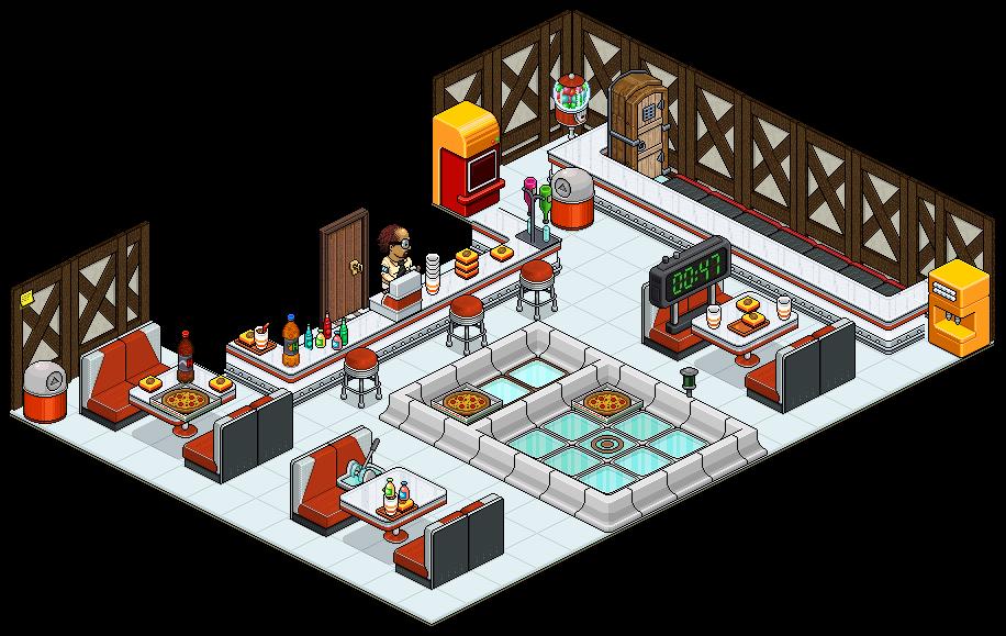 [S&S Games] - [53] Diner rouge