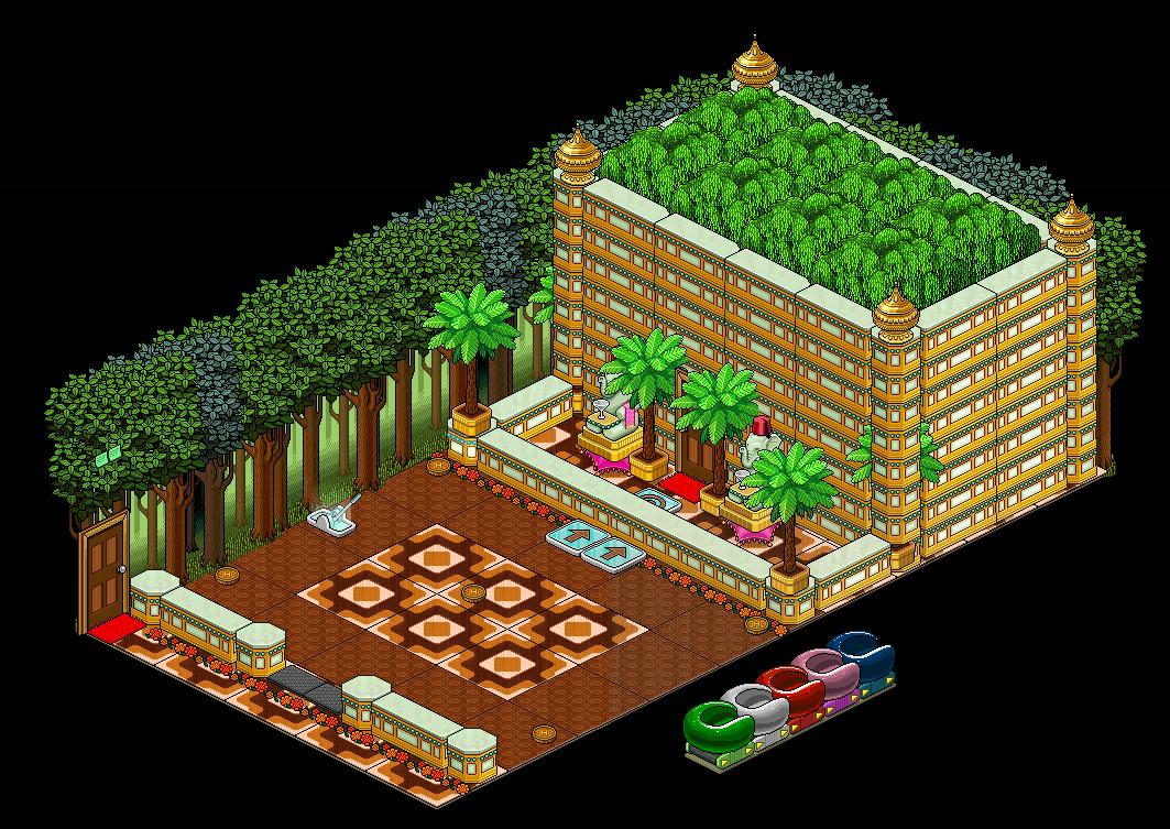 [S&S Games] - [10] Le Temple du Globo