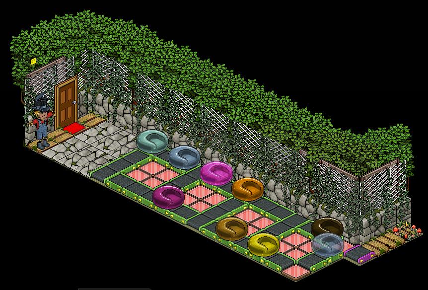 [S&S Games] - [11] Jardin Globotique