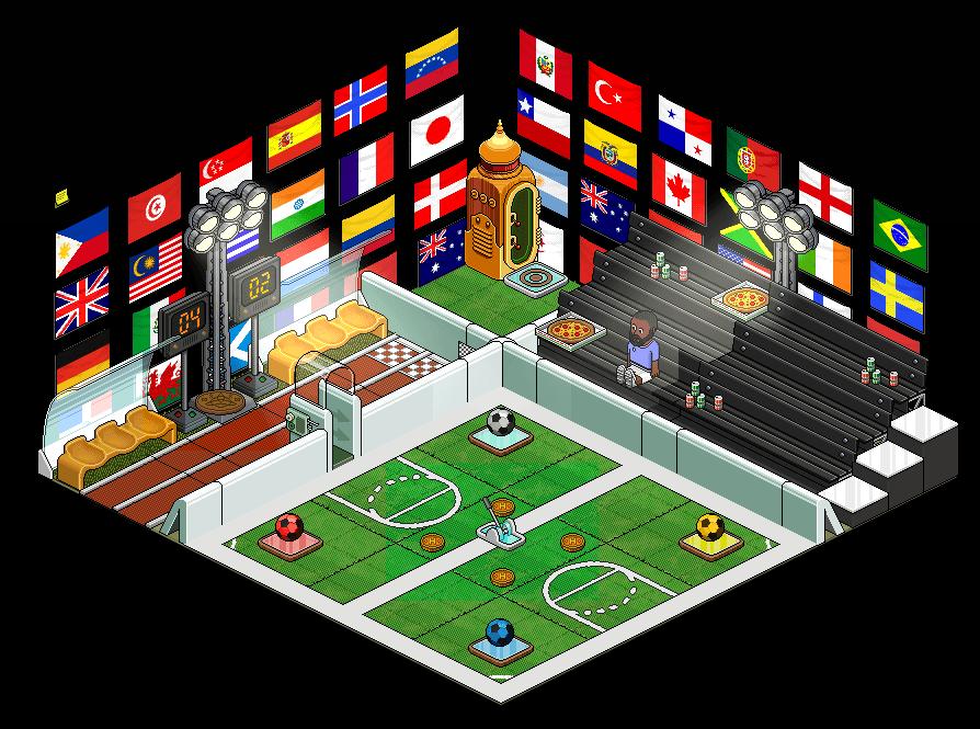 [S&S Games] - [16] Stade Loujniki