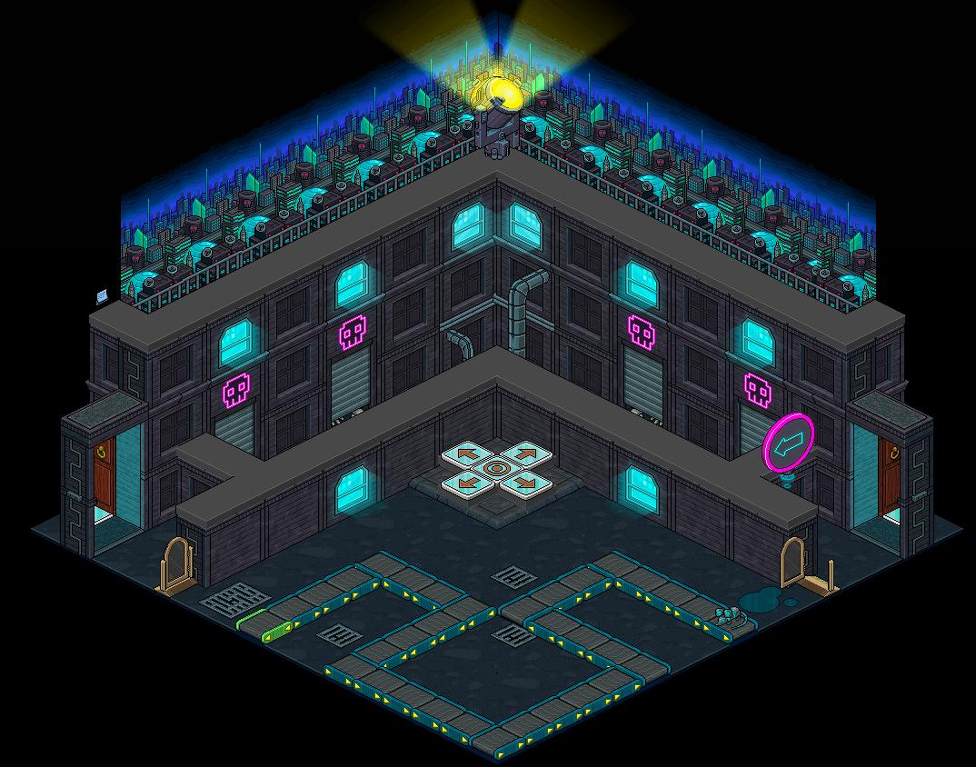 [S&S Games] - [38] Cyber ville
