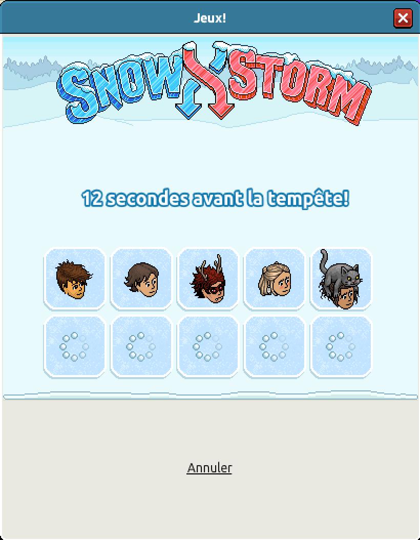 fenêtre snowstorm 2