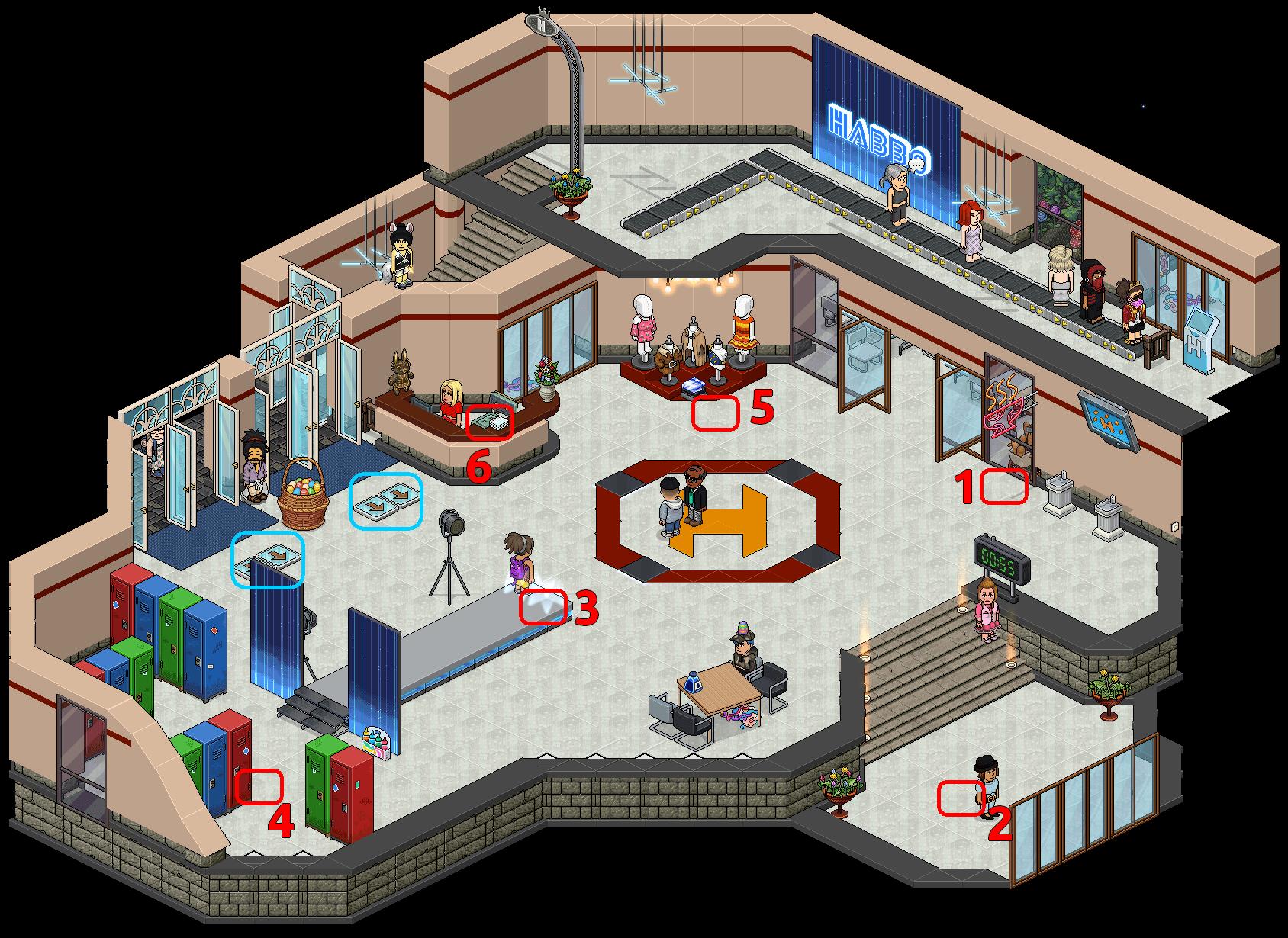 [BFS] Bienvenue à l'école de mode de Bonnie